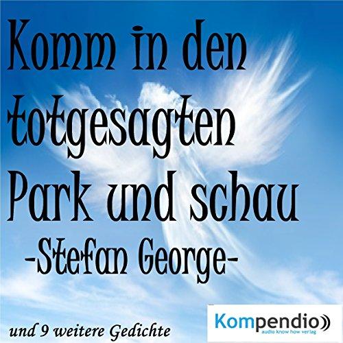 Audiobooks Written By Stefan George Audiblecom