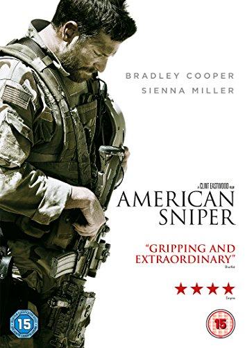 American Sniper [DVD] [Edizione: Regno Unito]