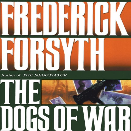 The Dogs of War audiobook cover art