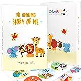 Limited Promo: The Amazing Baby Memory Book by KiddosArt. Keepsake Journal   Scrapbook   Photo Album, Record...