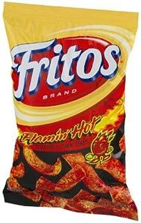 Fritos Flamin Hot Corn Chips 9.25 oz Bags (Pack of 3)
