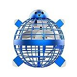 Flying Spinner Boomerang,Globe Magic Controller,Flying Toys, Ball Shape Magic Controller Mini Drone Flying Toys Flying Spinner Boomerang,flynova Pro Flying Ball Juguetes con 360 ° Spinner UFO Volador