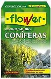 Flower 10518 10518-Abono coníferas y arbustos, 1 kg, No No Aplica, 7x18x25.5 cm