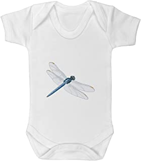 """Azeeda Azeeda 0-3 Monate """"Libelle"""" Baby Body Unisex GR00052639"""