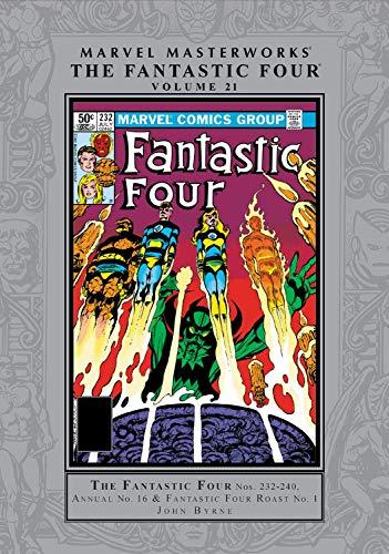 Byrne, J: Marvel Masterworks: The Fantastic Four Vol. 21