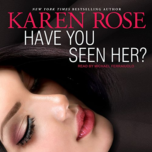 Have You Seen Her? audiobook cover art