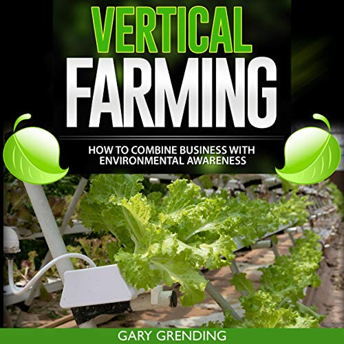 Vertical Farming audiobook cover art