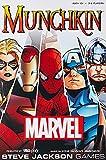 Steve Jackson Games - Munchkin: Marvel - Juego de Mesa