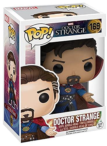 Doctor Strange Vinilo Bobble-Head 169 Unisex ¡Funko Pop! Standard, Vinilo,