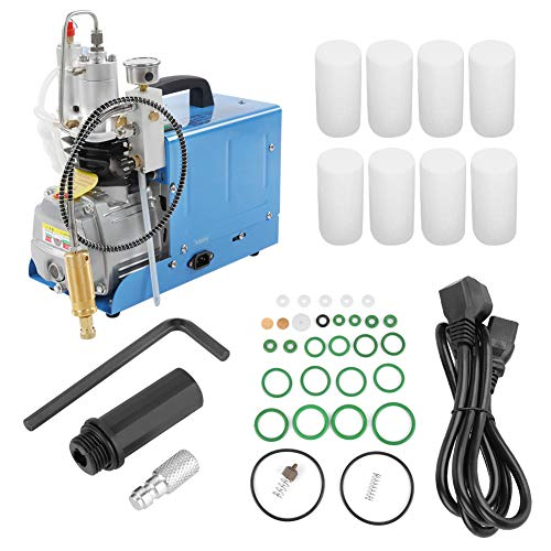 Hochdruck Luftpumpe Elektrisch Kompressor 30MPa 220V EU Stecker