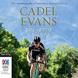 The Art of Cycling cover art