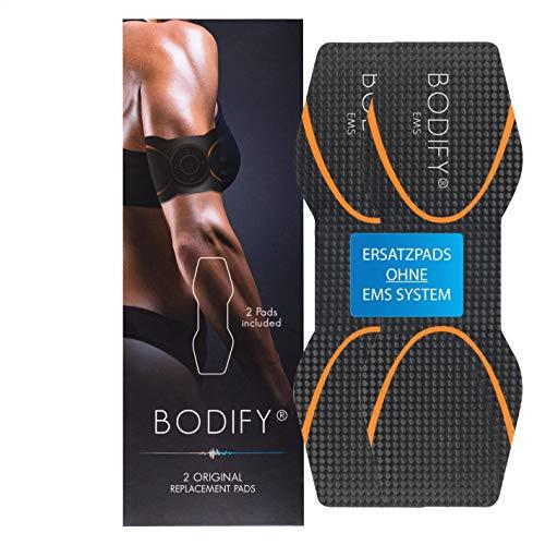 Bodify Original Ersatz-Pads 2er-Set (Ohne Controller) EMS Arm & Bein Trainer - Muskeltrainer für Männer und Frauen
