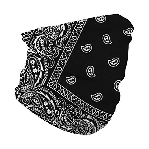 Lulupi Bedruckte Multifunktionstuch Gesichtsmaske Atmungsaktiv Schlauchtuch Damen Halstuch Schutzmasken,Herren Schlauchschal Outdoor UV Staubschutz Mund-Tuch Motorrad Fahrrad Joggen Schal Face Shield