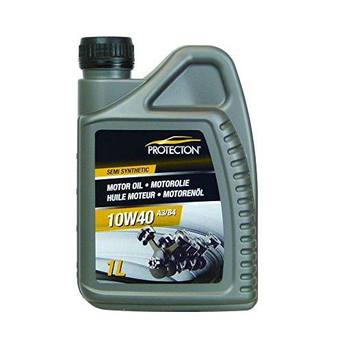 Protecton 1890514 Motorolie Semi Synthetisch 10W40 A3/B4, 1 Liter