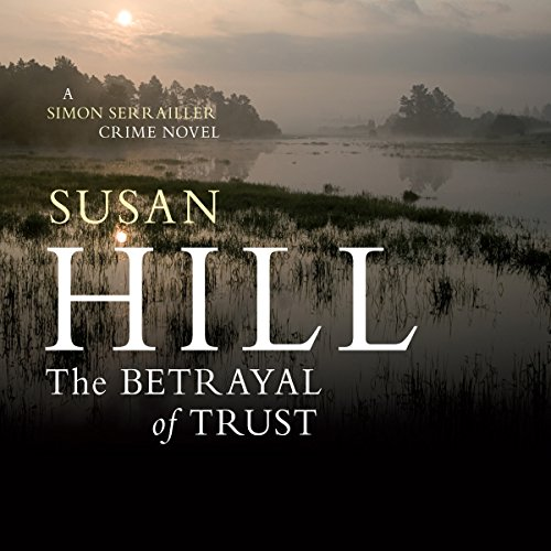 The Betrayal of Trust cover art