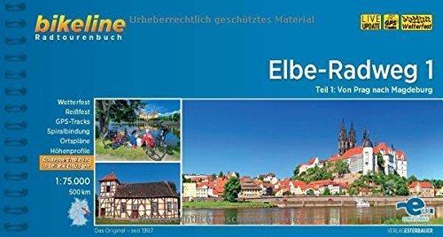 Elbe Radweg 1 Prag - Magdeburg 2014: BIKE.150 (German Edition) by aa vv (2014-06-05)