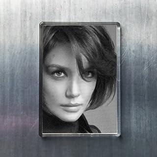 Katie Holmes - Original Art Fridge Magnet #js002