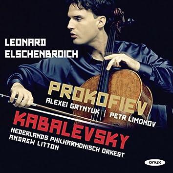 Prokofiev: Cello Sonata - Kabalevsky: Cello Concerto No. 2