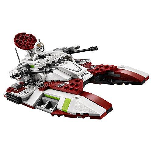 Tank de Combat Republic Fighter LEGO Star Wars 75182 - 305 Pièces - 2