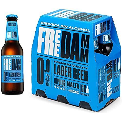 Damm Cerveza sin Alcohol, 6 uds