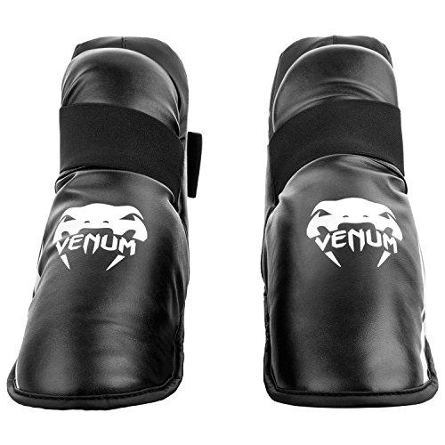 Venum Challenger Fußschutz, Schwarz, M