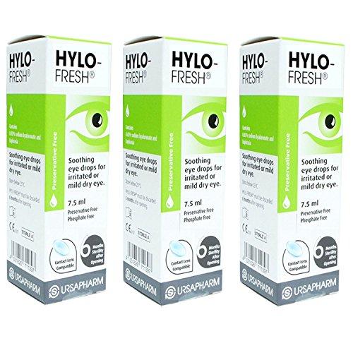 Hylo-Fresh Augentropfen, 7,5 ml