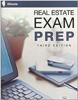 Illinois Real Estate Exam Prep, 3rd Edition 1427754381 Book Cover