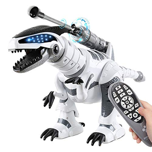 Fistone RC Robot Dinosaur Intelligent Interactive Smart Toy