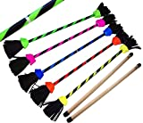 Flames N Games Flower Sticks - Juguete de gimnasia