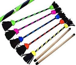 Coole Flowersticks mit Handsticks