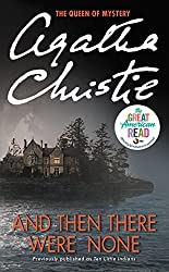And Then There Were None - Agatha Christie a favourite list