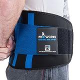 Proworks Cintura Lombare Supporto | Tutore per Supporto Lombare...