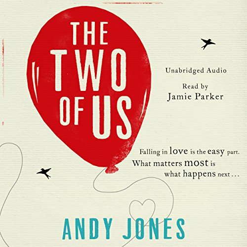 The Two of Us audiobook cover art