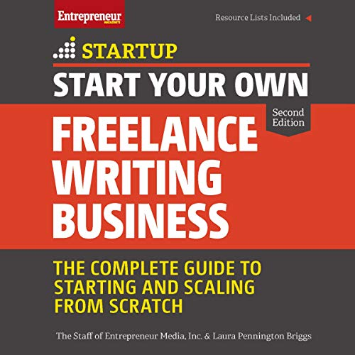 Start Your Own Freelance Writing Business audiobook cover art