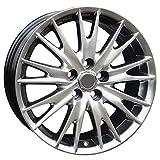 2PCS Separadores 5x114.3 15 20mm 60.1mm adaptadores de Llantas de espaciadores for los Toyota Camry RAV4 en Forma for el Ajuste for Corona Previa MR2 en Forma for Lexus ES GS es NX SE RX