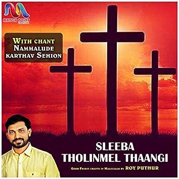 Sleeba Tholinmel Thaangi - Single