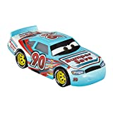 Cars Vehículo de juguete, coche personaje Ponchy Wipe out (DXV66) ,...