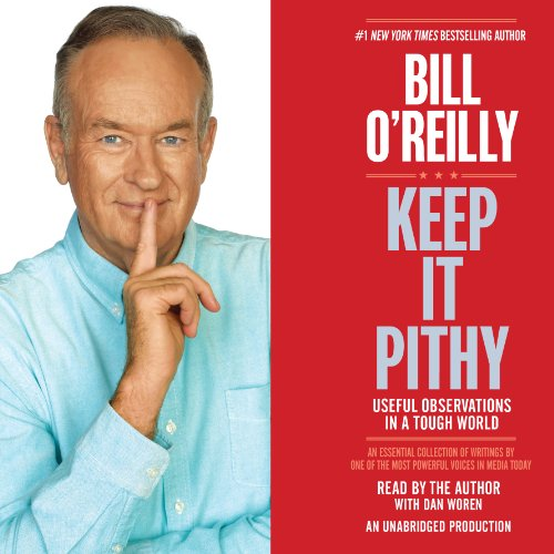 Keep It Pithy audiobook cover art