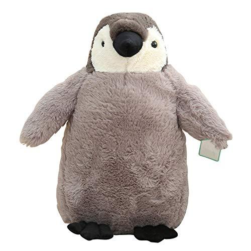Peluches De Pingüino, Almohada De Abrazar De Algodón De Peluche Suave De Primera Calidad, Muñeco De Pingüino De Peluche, Muñecos De Peluche, Regalos De Cumpleaños para Niños, Bebé (50Cm)