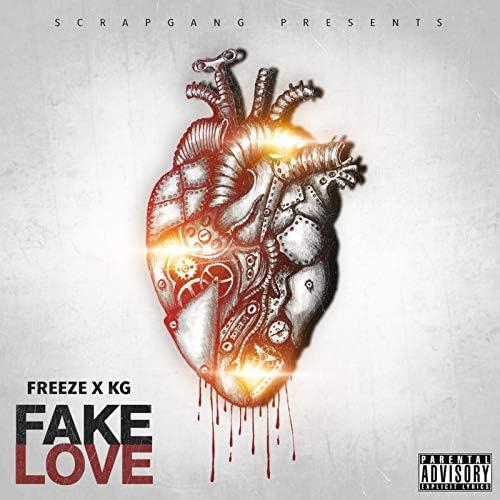 KG, Freeze & ScrapGang