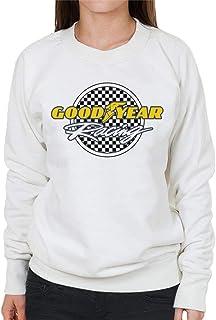 Goodyear Racing logo damtröja