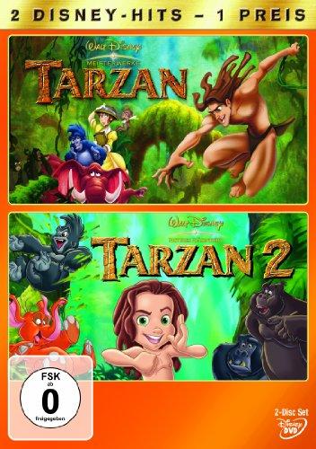 Walt Disney Tarzan / Tarzan 2 [2 DVDs]