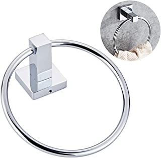 LUKEEXIN Stainless Steel Towel Hanging Towel Rack Bathroom Accessories (Color : 003)