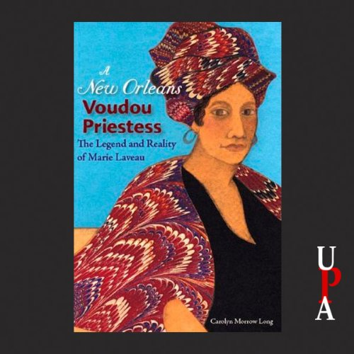 A New Orleans Voudou Priestess audiobook cover art