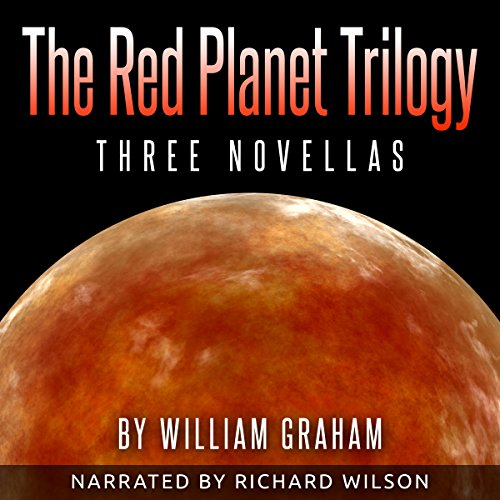 The Red Planet Trilogy audiobook cover art