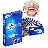 歯を白くするテープ 3D 歯 濃密 シート ハミガキ テープ 14日分 持ち運びが簡単 天然ミントフレーバー 大人の使用 (サイズ : 10boxes)