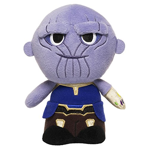 Funko Hero Plushies Marvel: Avengers Infinity War-Thanos Collectible Figure, Multicolor