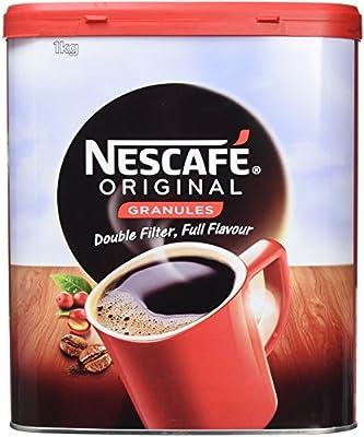 Nescafé Original Instant Coffee Granules Tin 1Kg