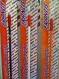 Francis 300-CB26W White 5.5' Hot Rod CB Antenna