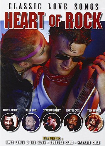 Heart Of Rock [Francia] [DVD]